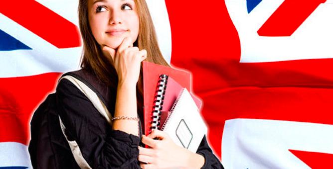 Набор на курсы английского языка!